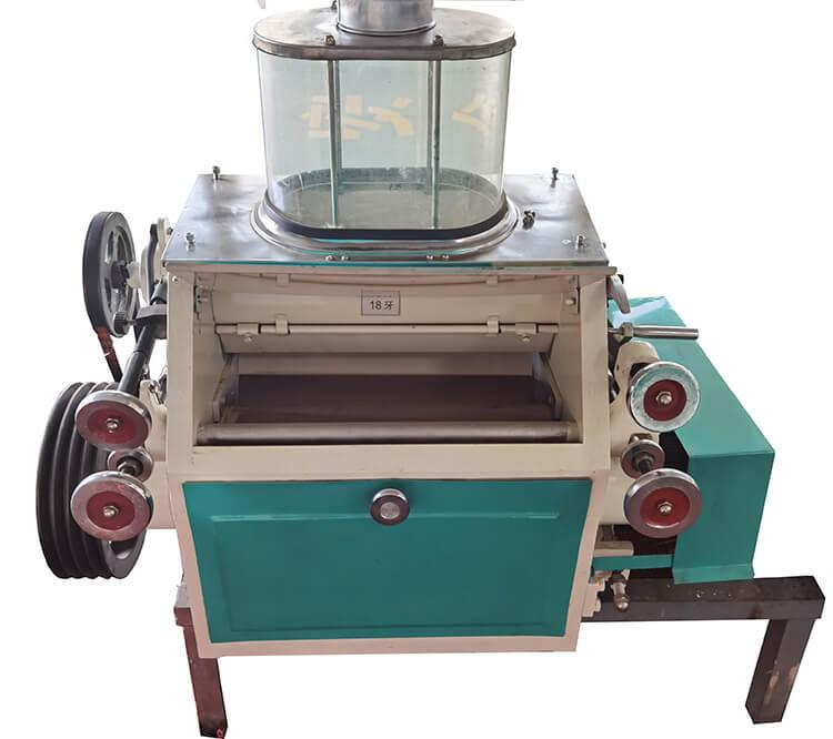 豫见牌环保型玉米芯磨粉机结构展示2