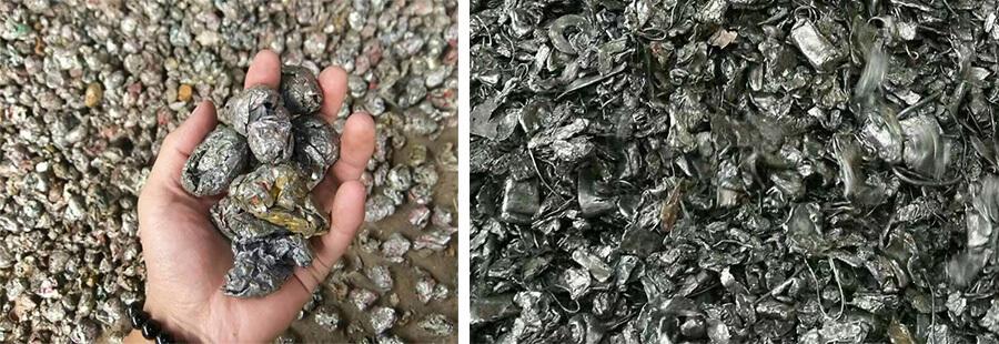 经过废钢破碎机加工的物料给企业所带来的好处
