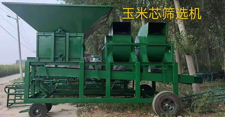 豫见牌环保型玉米芯去皮机结构展示4