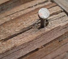 带钉子木材粉碎机多少钱一台