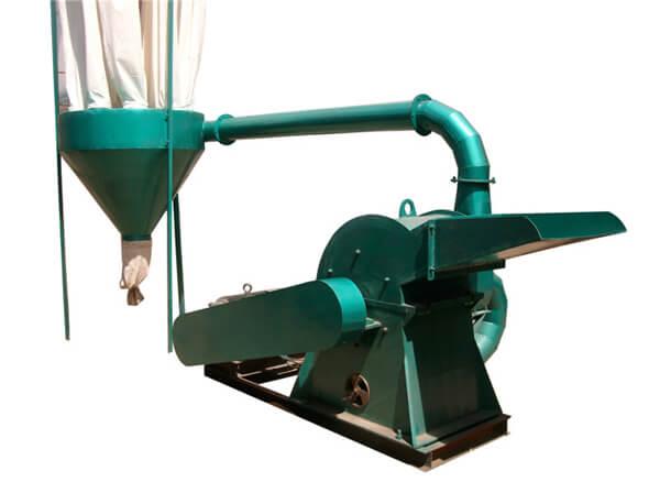 移动式树枝粉碎机的使用和市场价值